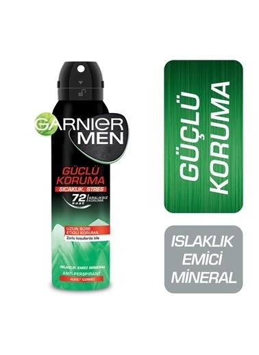 Garnier Garnier Men Güçlü Koruma Aerosol 3'lü Seti Renksiz